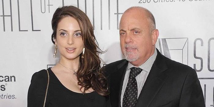 Alex Joel, 27 years old, singer and daughter of Billy Joel