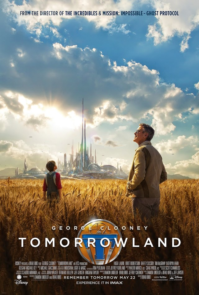 ตัวอย่างหนังใหม่ : Tomorrowland (ผจญแดนอนาคต) ซับไทย poster2