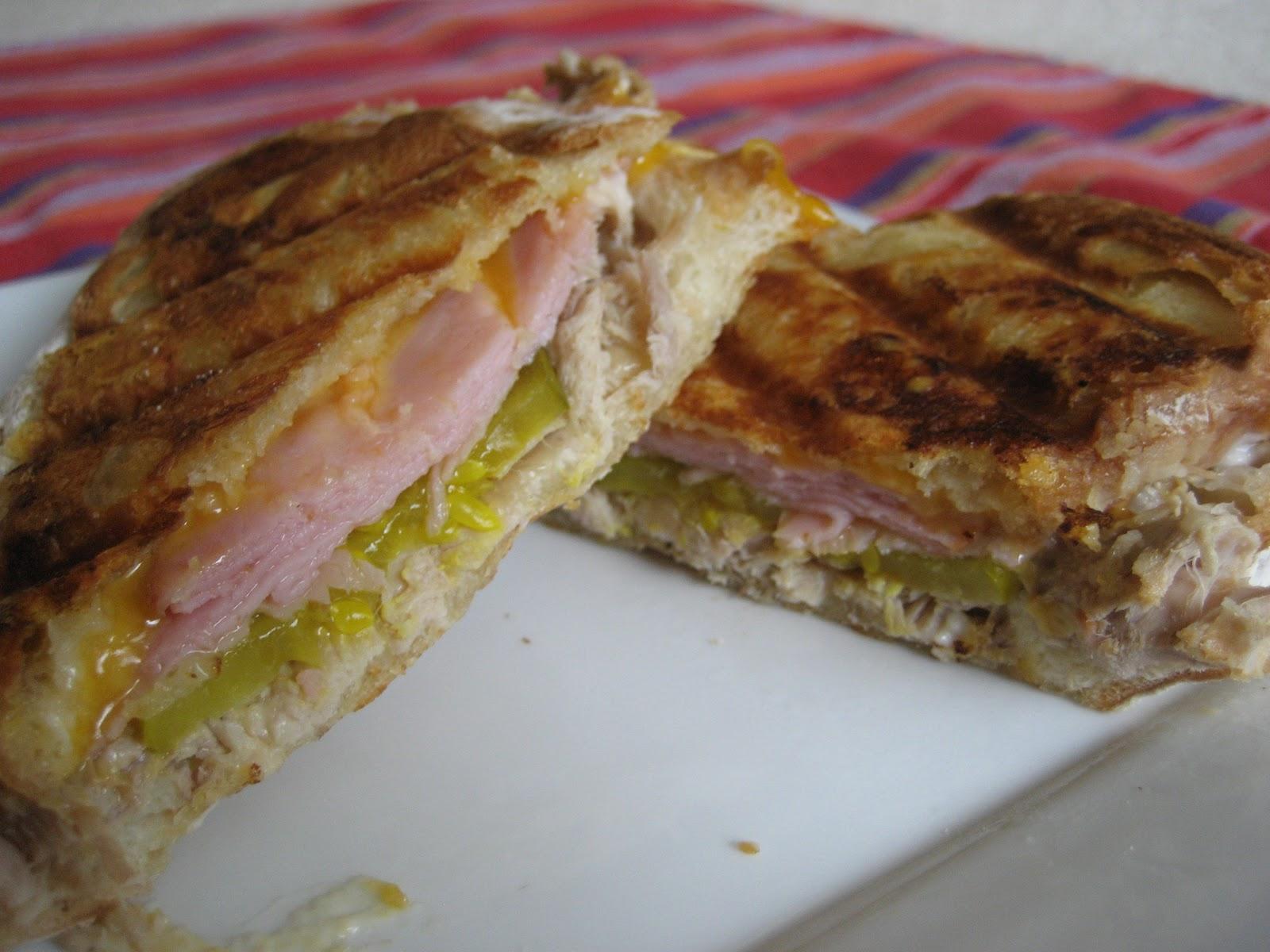 Cuban Panini - Rachel Cooks®