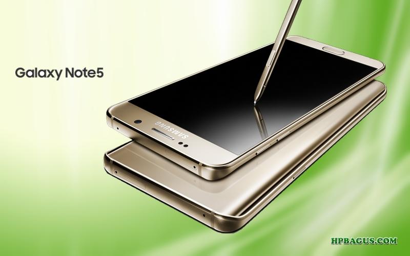 Spesifikasi dan Harga Samsung Galaxy Note 5 Android Smartphone