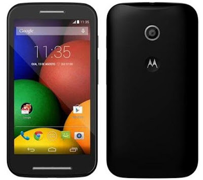 Motorola Moto E Dual SIM complete specs and features