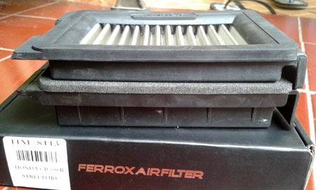 filter ferrox di cbr lokal