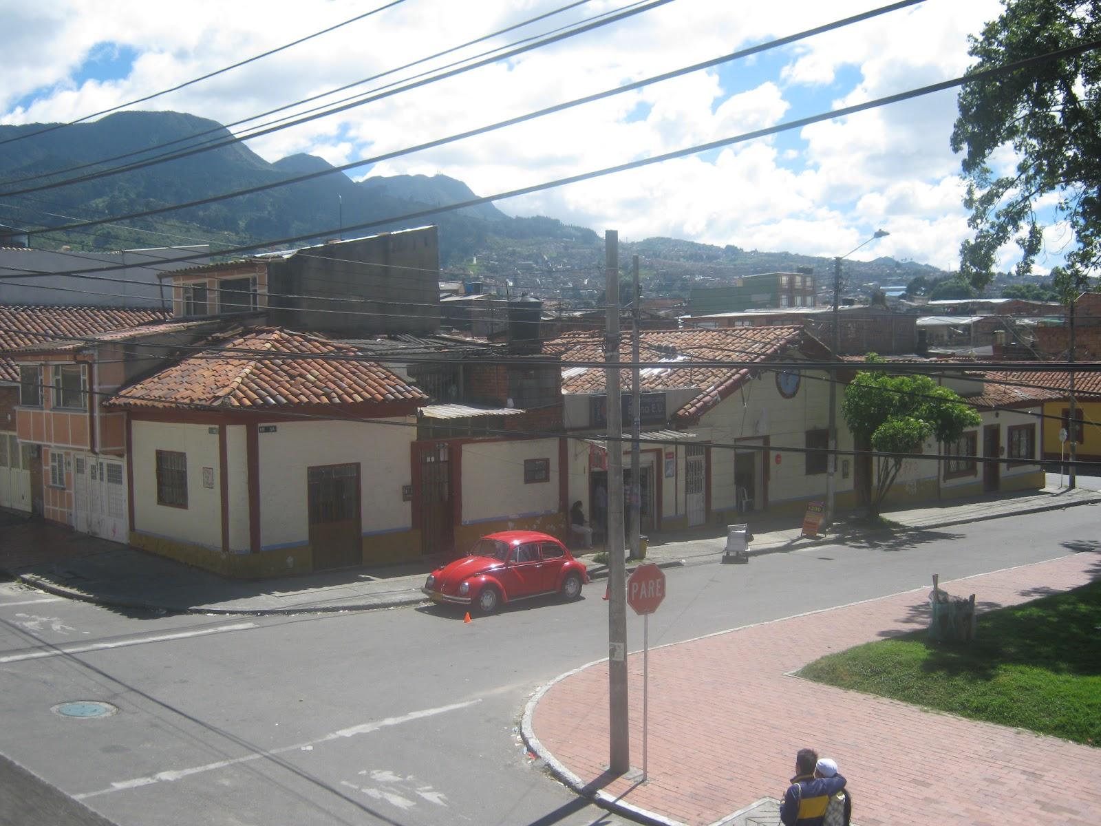 El peat n cien a os del barrio san francisco javier de for Barrio ciudad jardin sur bogota