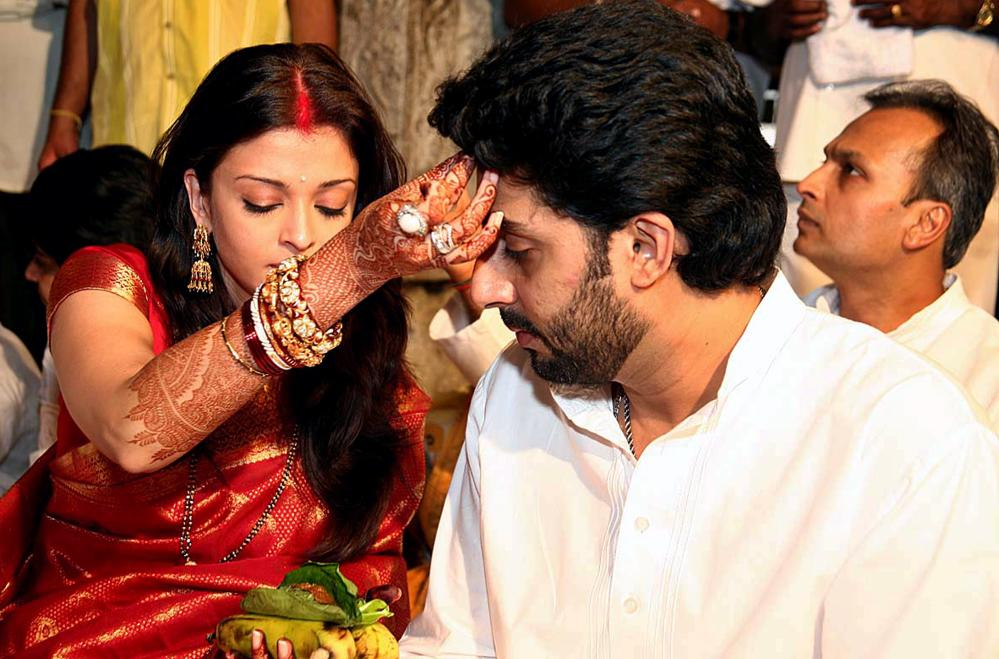 computer aishwarya rai wedding