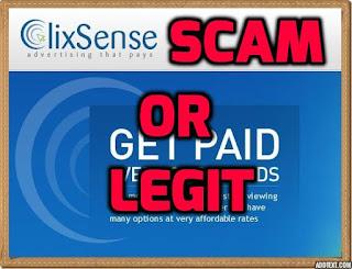 clixsense scam or legit