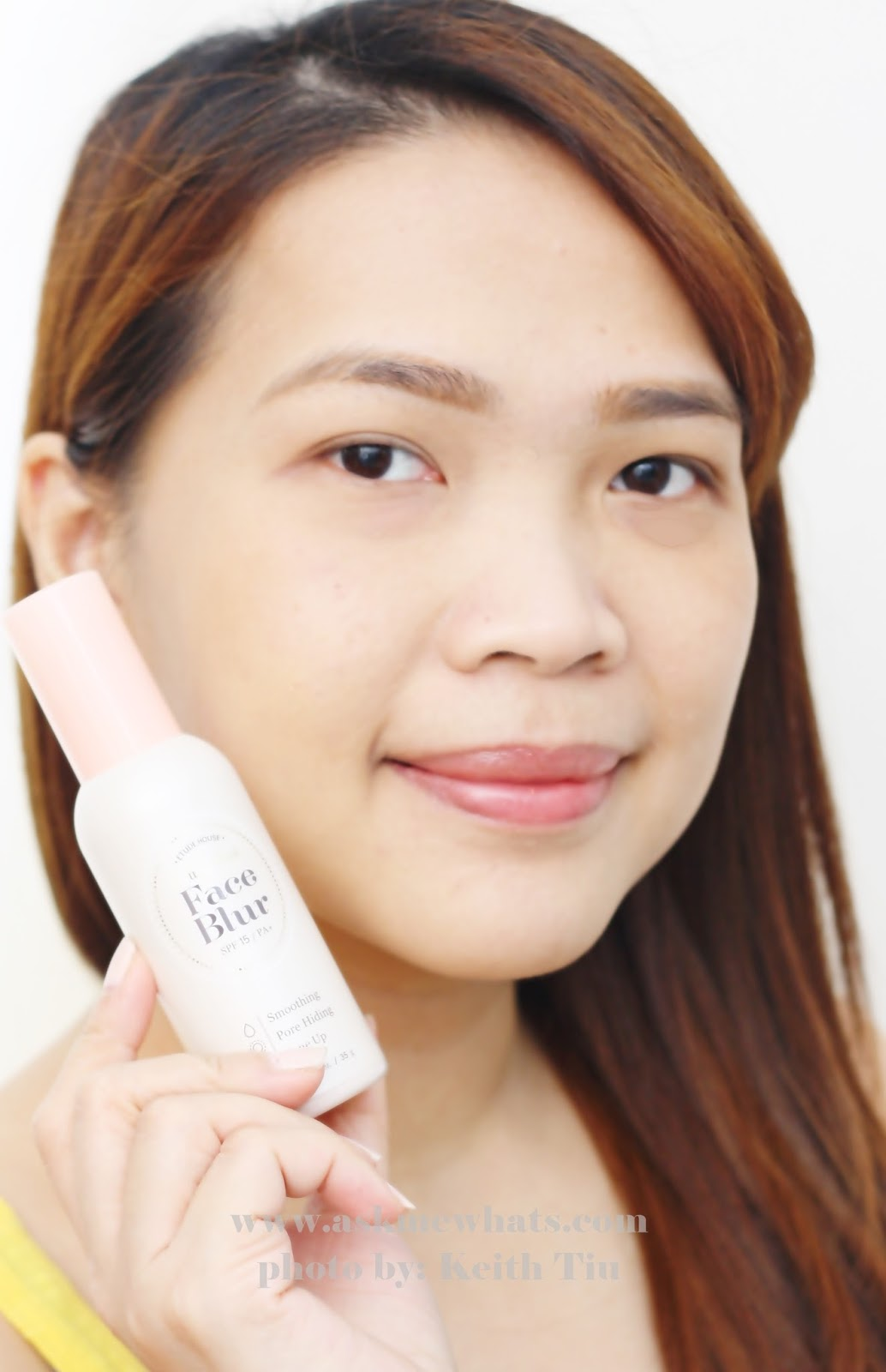 a photo of Etude House Beauty Shot Face Blur