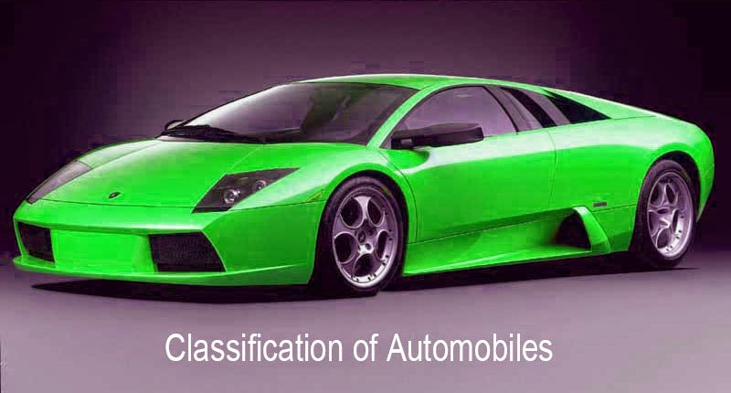Automobile - Lamborghini car