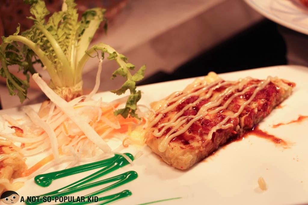 Okonomiyaki of Vikings