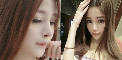 Wang Jiayun Gadis Cantik Melecun Seperti Barbie dari China