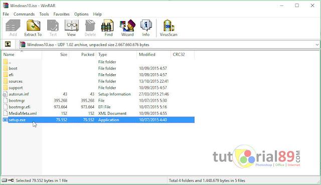 Cara download iso windows 10 di situs resmi Microsoft