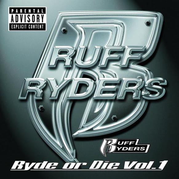Ruff Ryders - Ruff Ryders: Ryde or Die, Vol. 1  Cover