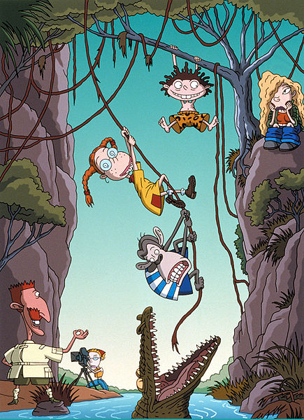 The thornberrys comic porn