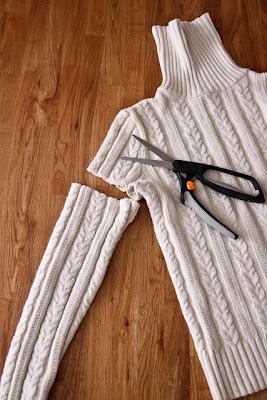 Despu s con la ayuda de una regla y un carboncillo - Reciclar restos de lana ...
