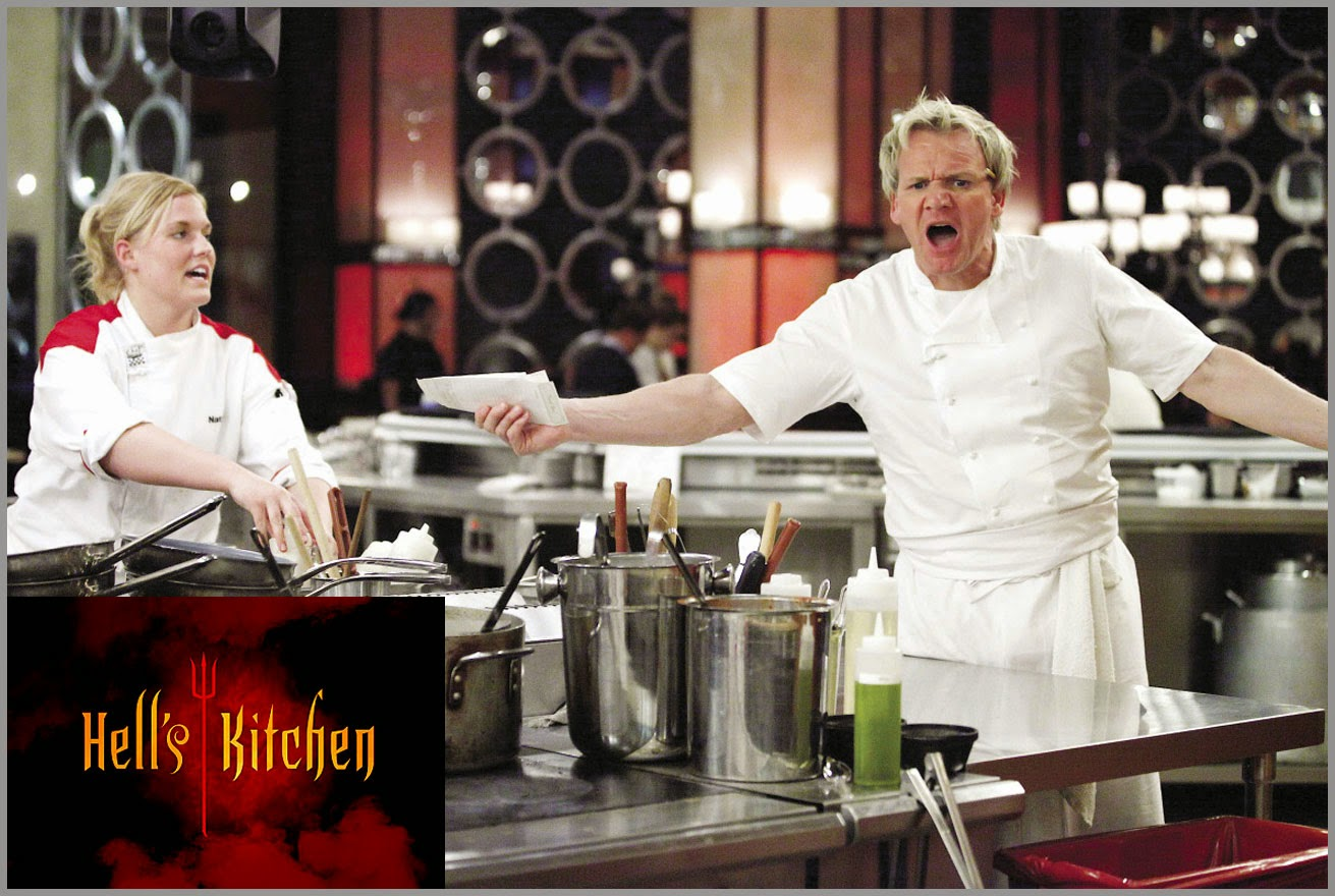 The Secret Garden Restaurant Kitchen Nightmares Oil Electric Chef Ramsay Awakens From His Kitchen Nightmares