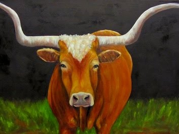 """Big Red"" a Texas Longhorn SOLD!!!"