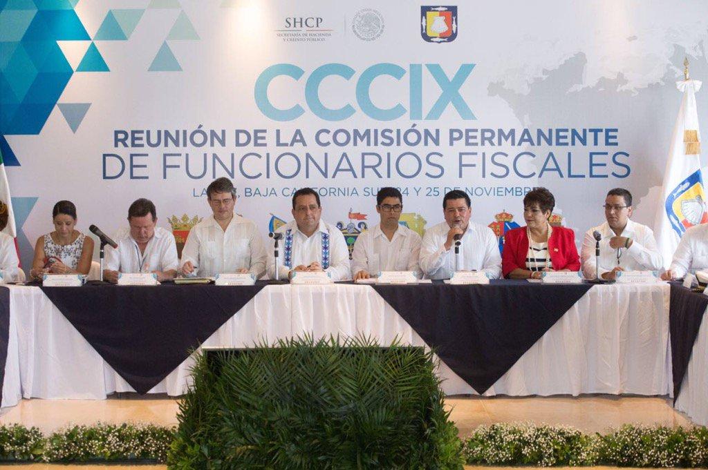 Reunión de la Comisión Permanente de Funcionarios Fiscales