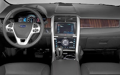 2012 Ford Edge Interior