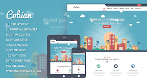 Cobian is designed to fit into your marketing agency business