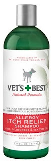 Allergy Itch Relief Dog Shampoo
