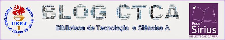 Blog da Biblioteca CTC-A /UERJ