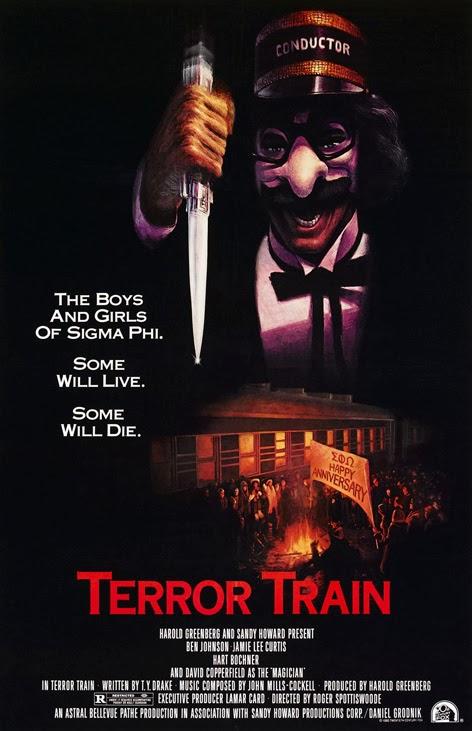 Terror Train - Terror w Pociągu - 1980