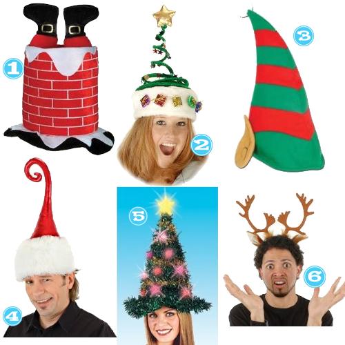 Christmas ideas hats