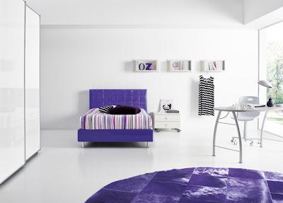 habitación juvenil chica