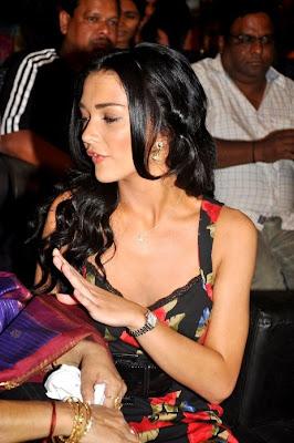 Amy Jackson at Deiva Thirumagan Audio Launch