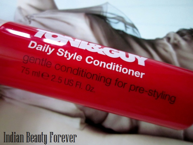 Tony and Guy Daily Style Conditioner Review