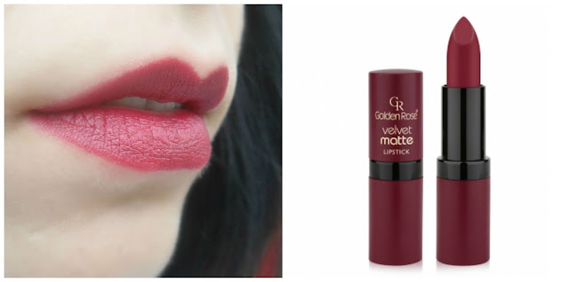 Golden Rose Velvet Matte 29