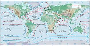 pengertian arus laut dan jenis arus laut
