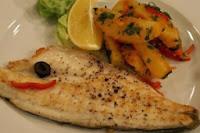 Soğanlı Balık Madalyon Tarifi