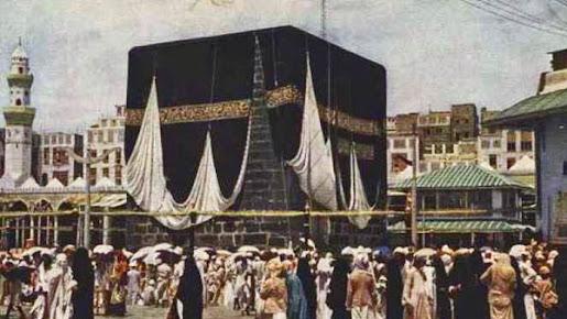Sejarah Perjalanan Haji di Masa Silam
