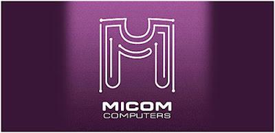 Логотип компании Micom