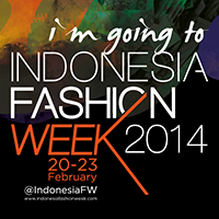 #GoingTo #IndonesiaFashionWeek 2014