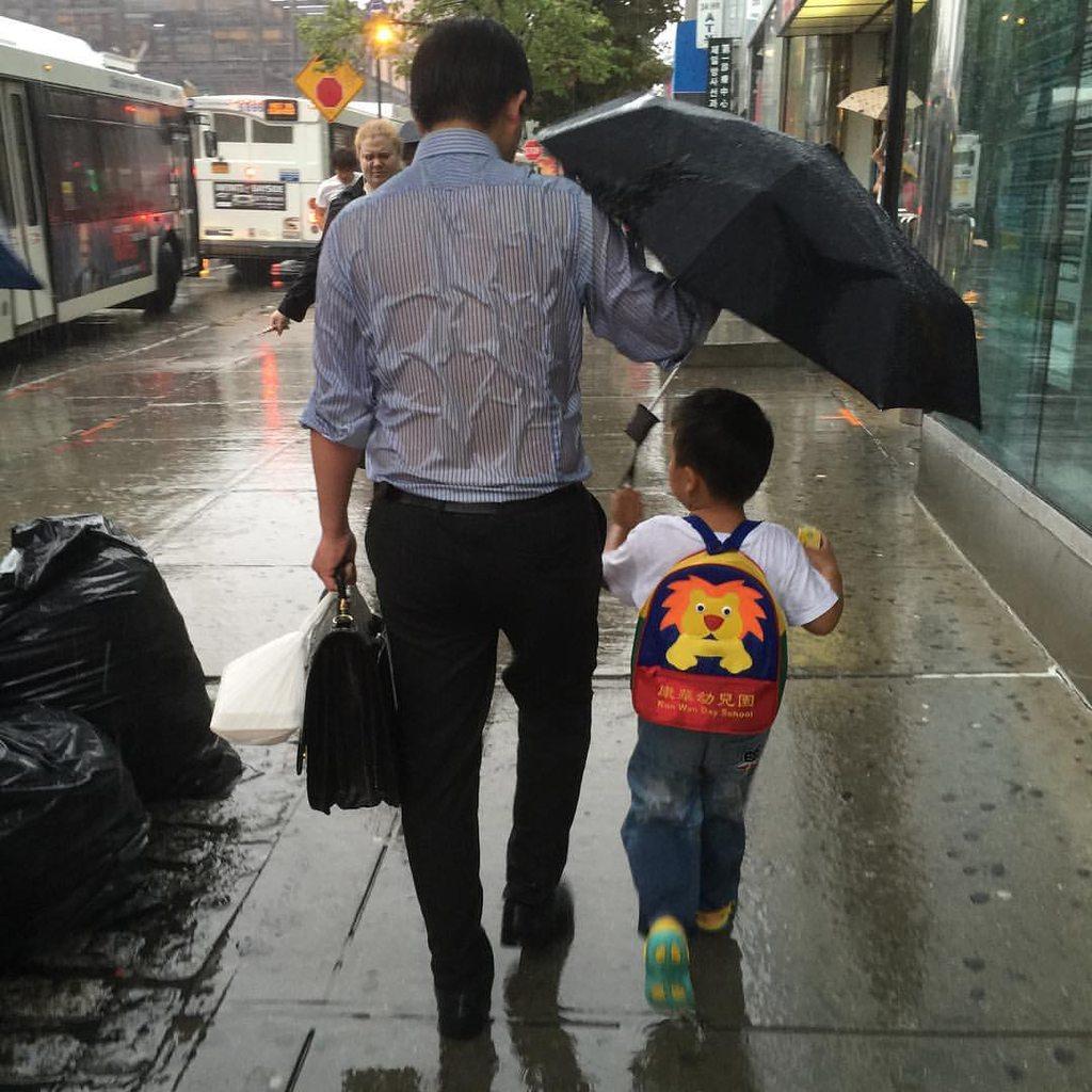 Ser pai é...