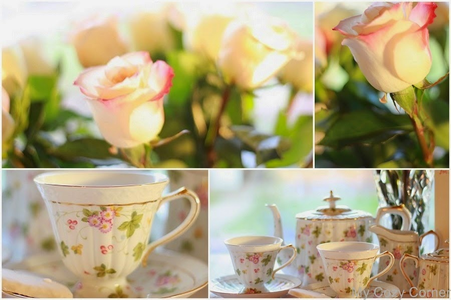 Roses and Tea Time