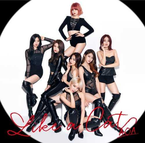 [MUSIC] AOA – Like a Cat (2015.02.25/MP3/RAR)