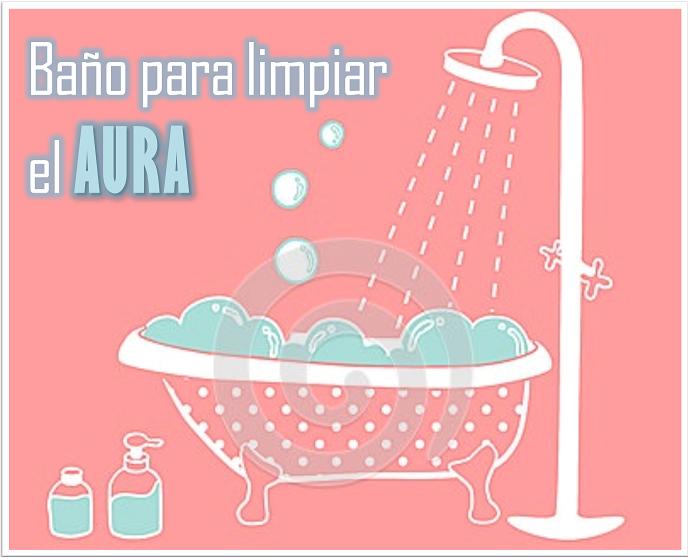 Baño De Tina Con Sal Gruesa:Baño para limpiar el aura