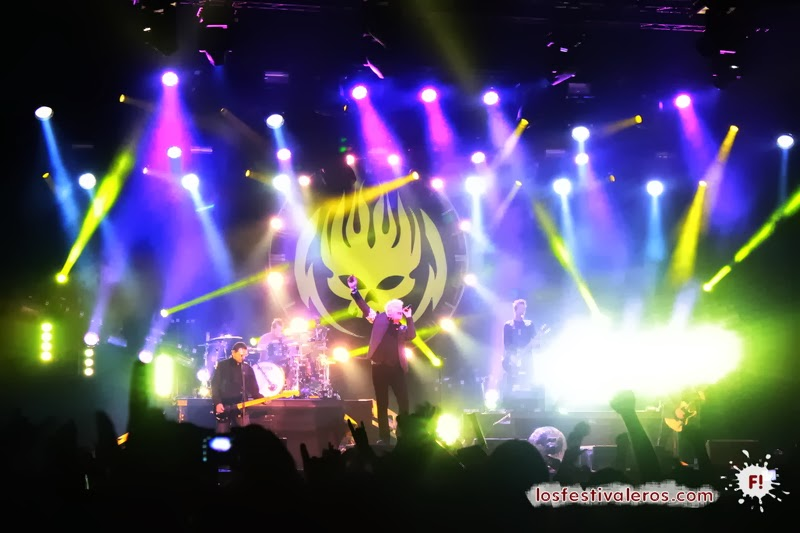 En Vivo 2013, Offspring