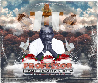 Professor - Composed By Jesus Christ (Album) [2018]
