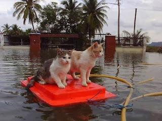 banjir di Kuantan