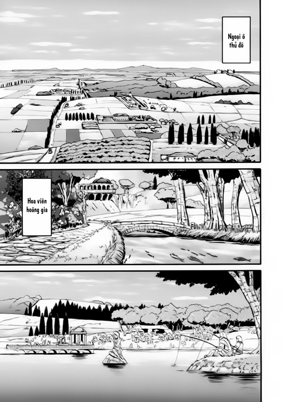 Gate – Jietai Kare no Chi nite, Kaku Tatakeri chap 30 Trang 9 - Mangak.info