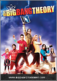 Baixar Série The Big Bang Theory 1ª a 6ª Temporada - Torrent