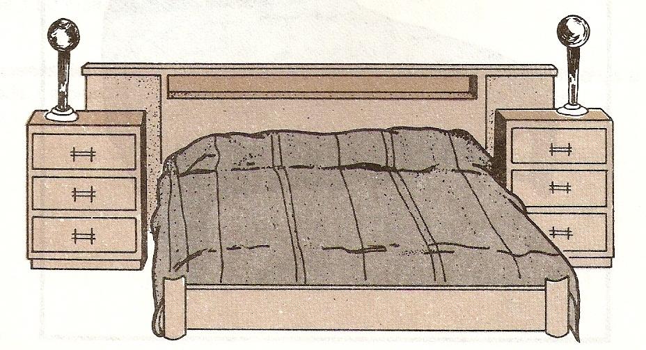 Como hacer una cama de madera casera taringa - Hacer una cama de madera ...