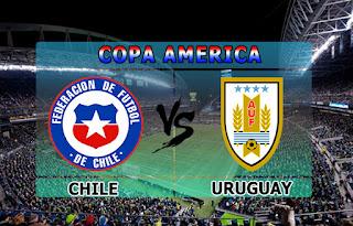 Cili vs Uruguay
