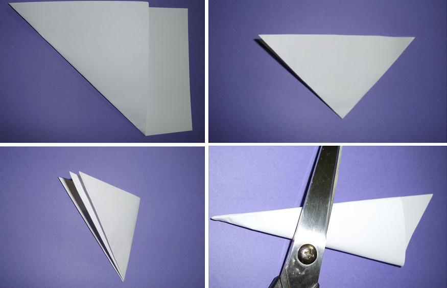 Naratodosexto telara a con papel - Como hacer tela de arana ...