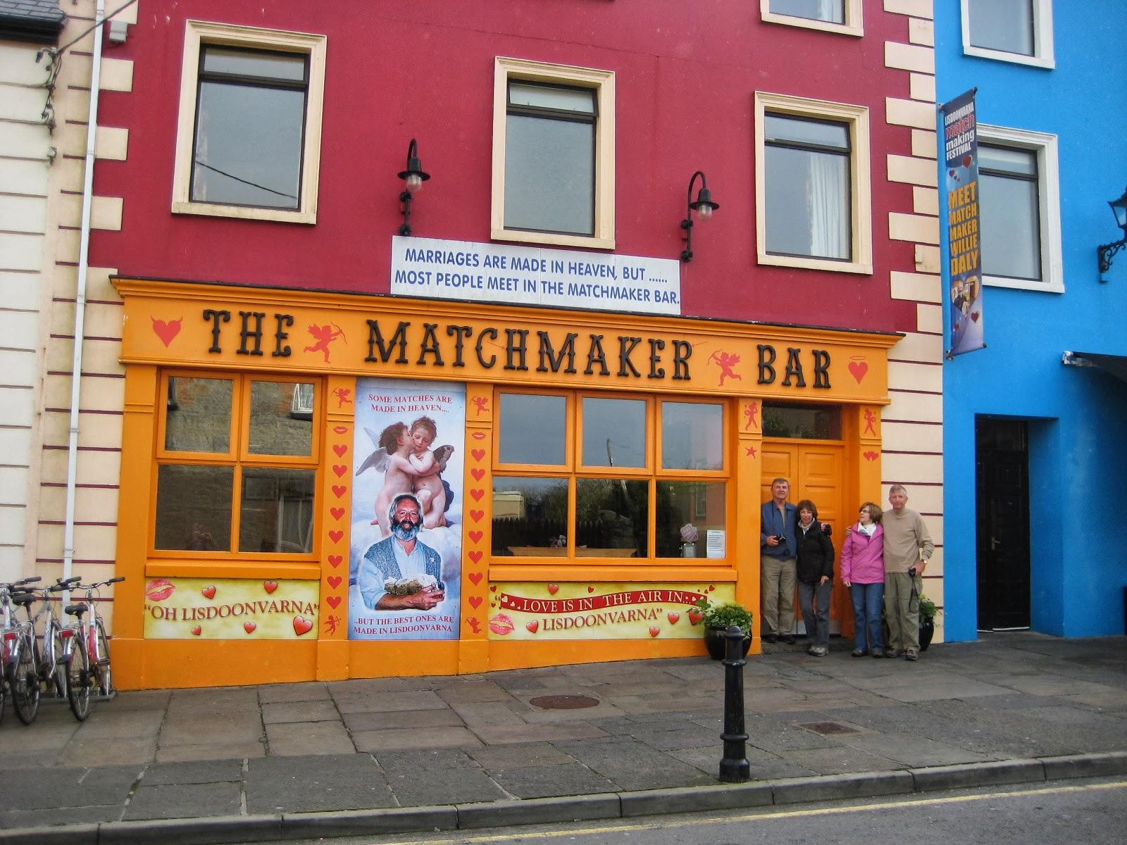 best matchmaker ireland lisdoonvarna