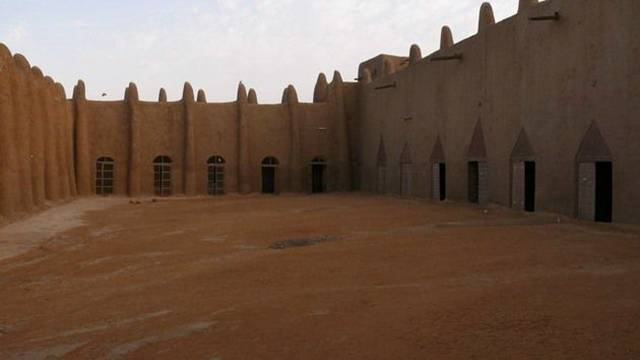 Djenne Mosque 002 - Mosque of Djenne !!!!