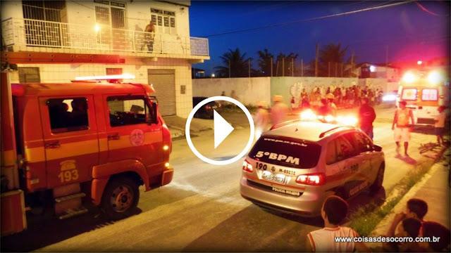Homem com transtornos mentais mobiliza grande aparato policial no Fenando Collor em Socorro